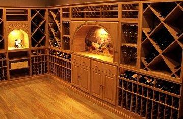 Custom Wine Cellars Los Angeles