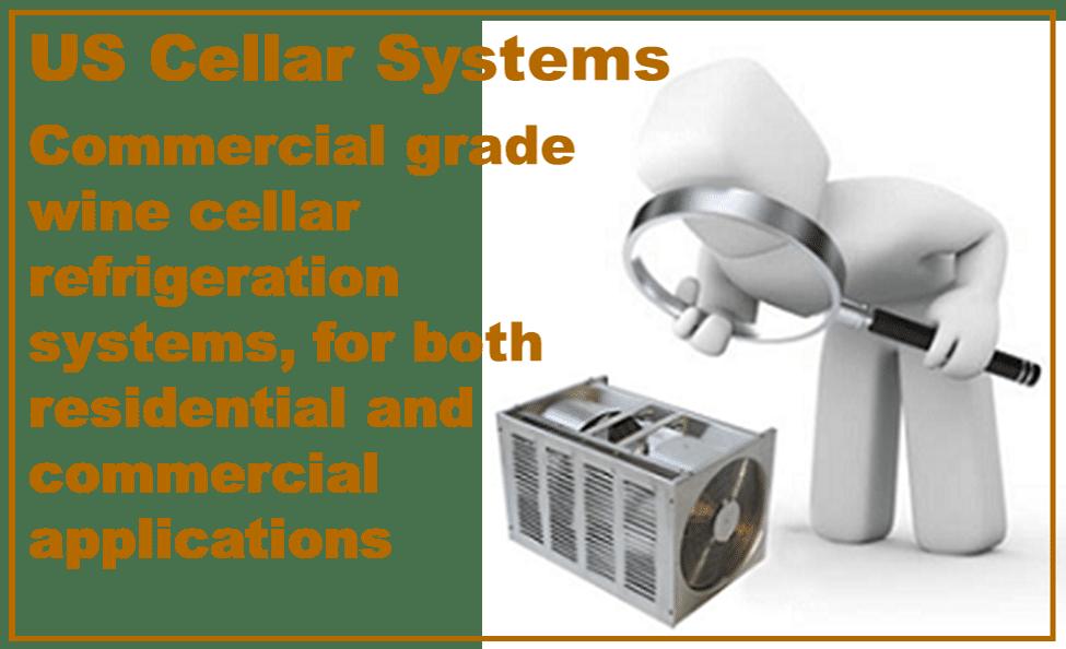 US Cellar Systems Los Angeles Commercial Grade