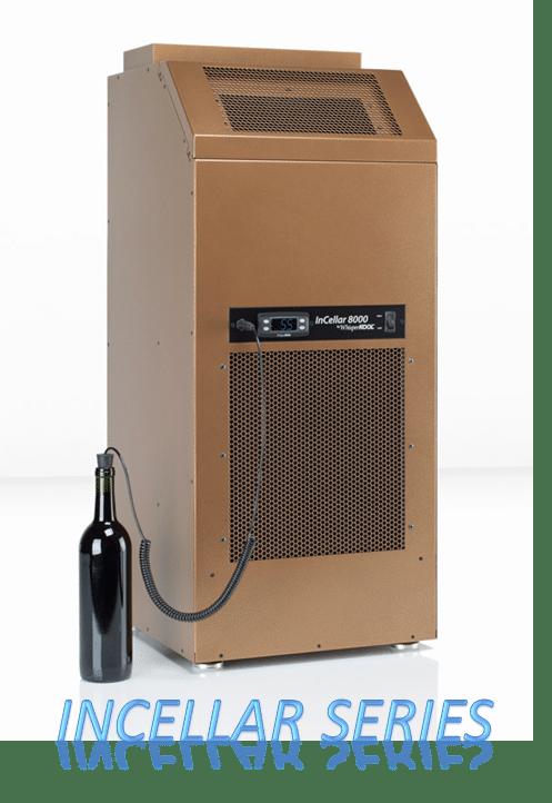 InCellar Series Wine Cellar Cooling System