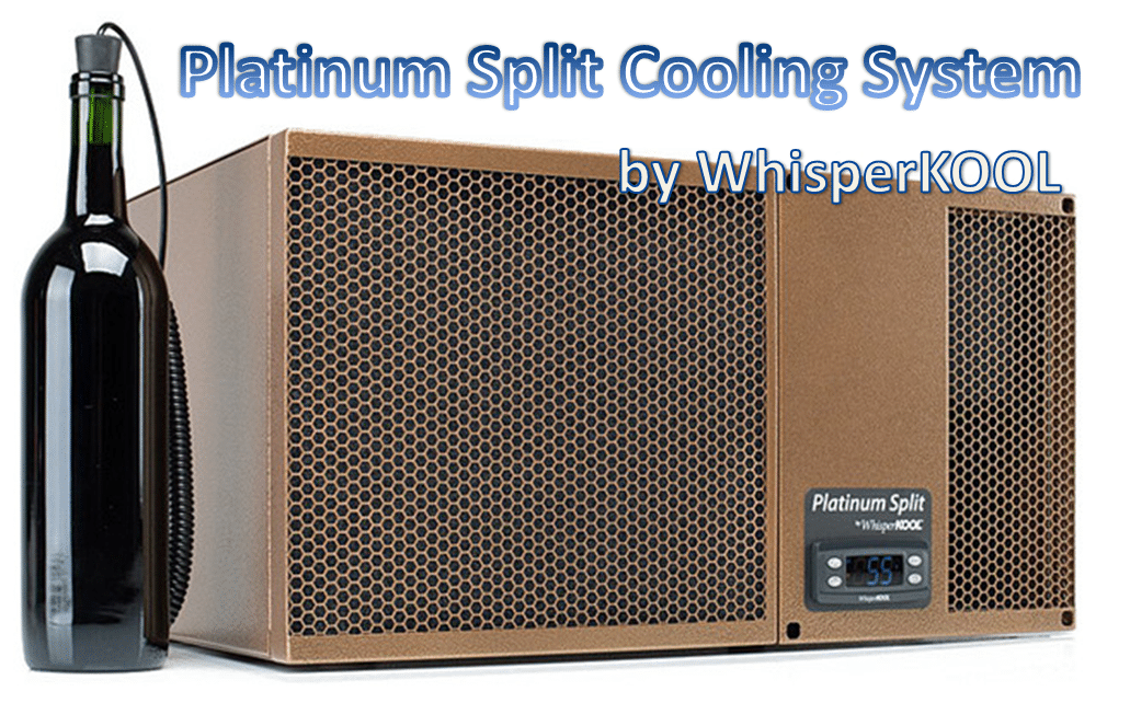 Platinum Split Wine Cellar Climate Control Unit