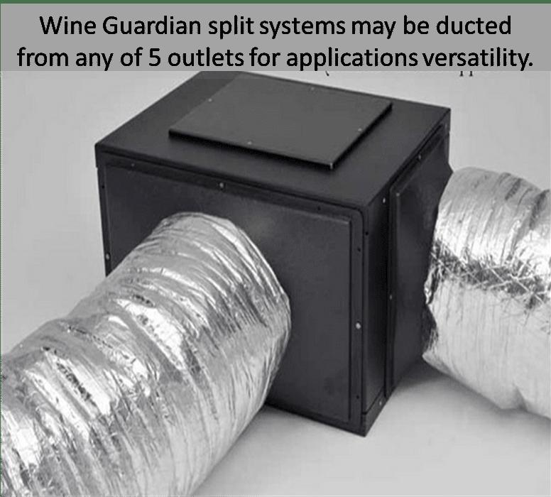 Wine Guardian Split Wine Cellar Cooling Unit