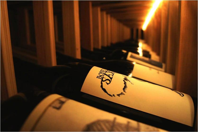 Wine Storage by Blue Grouse Wine Wine Cellars