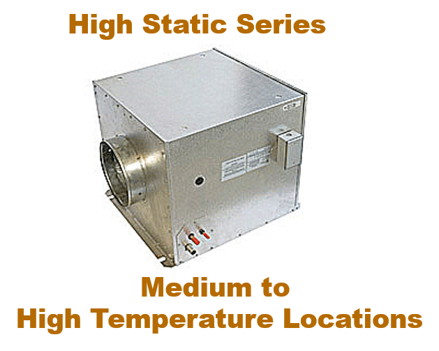 US Cellar Systems High Static Series by MandM Los Angeles