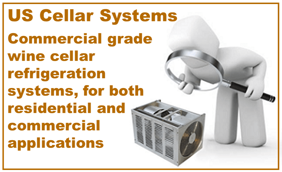 US Cellar Systems Los Angeles Commercial Grade
