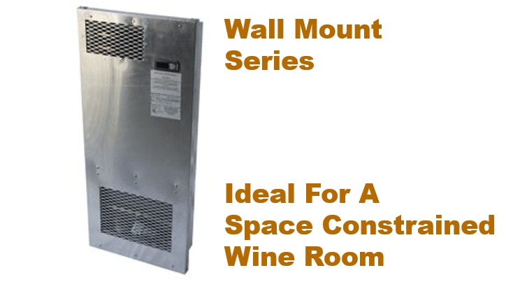 US Cellar Systems Wall Mount Series by MandM Los Angeles