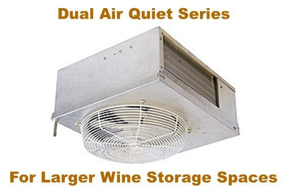 US Celler Systems Dual-Air Quiet Series by MandM
