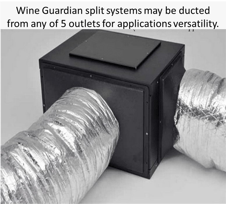Wine Guardian Split Wine Cellar Cooling Unit