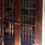 Refrigerated Wine Cabinet