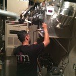 Relacing the Old Wine Cellar Cooling System