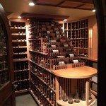 Residential Wine Room Bel Air Los Angeles