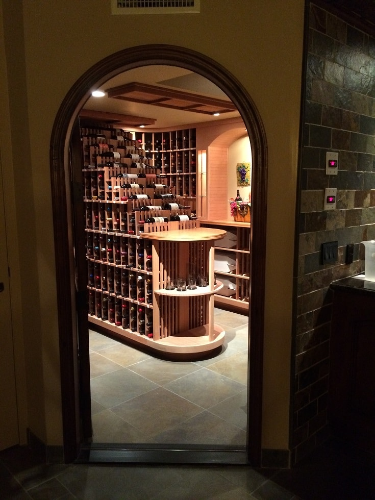 Wine Cellar Door Los Angeles