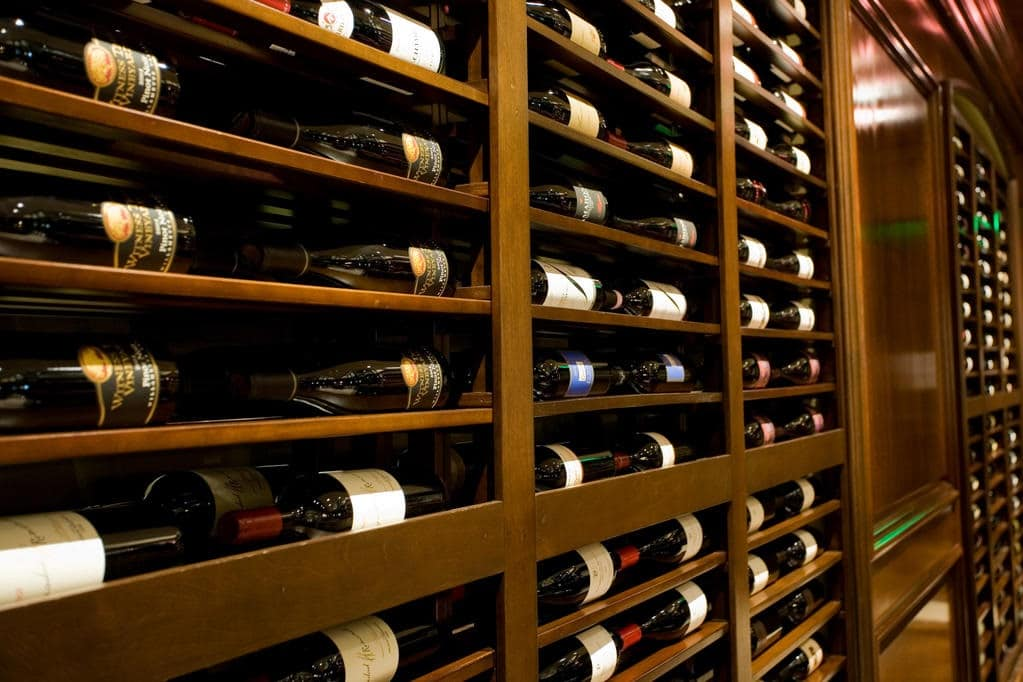 Ideal Wine Storage