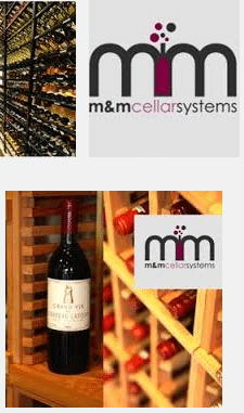 M&M Wine Cellar Cooling Systems California