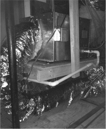 Evaporator Coil for Los Angeles Refigeration Unit