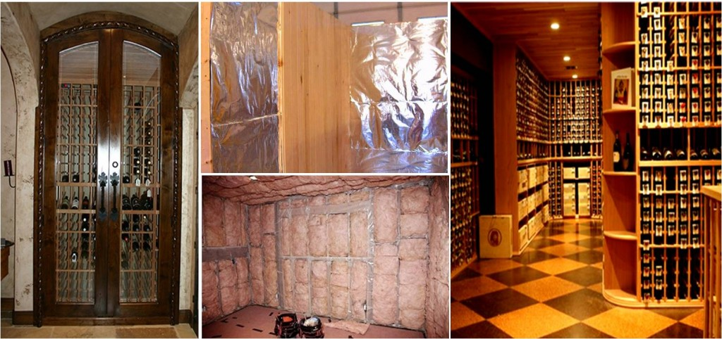 Wine Cellar Insulation Los Angeles Cooling Specialists