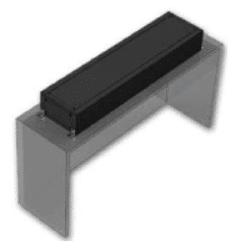 Evaporator Rack CTE Series Wine Cellar Refrigeration